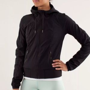 Lululemon Street to Studio Hooded Jacket